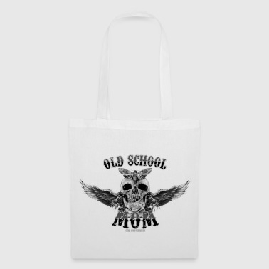 Old School MOM - Bolsa de tela