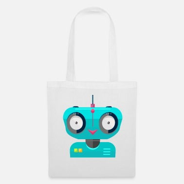 Robot Robotique robotique - Tote Bag