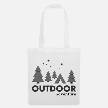 Outdoor Outdoor Adventure Camp - Tote Bag