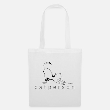 Collections CATPERSON Collection - Tote Bag