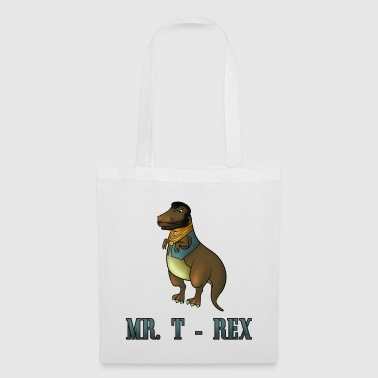 Mr. T Rex Raptor - Tygväska