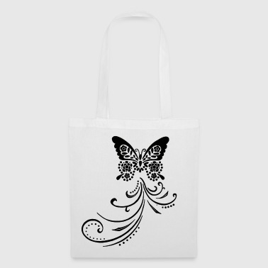 Butterfly by Customstyle - Tote Bag