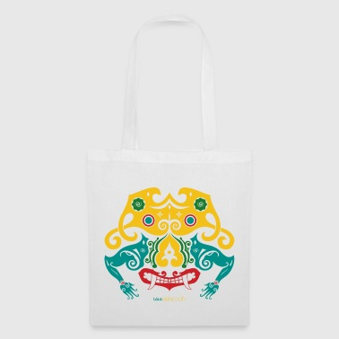 Borneo Mask - Tote Bag