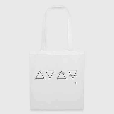 Bag - The 4 elements - Tote Bag