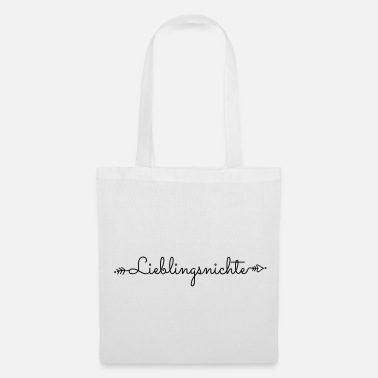 Niece Favorite niece best niece saying gift - Tote Bag