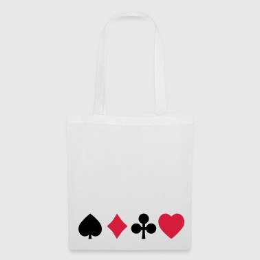 playing cards cartes à jouer - Tote Bag