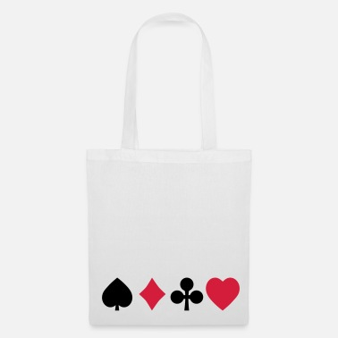 Jouer playing cards cartes à jouer - Tote Bag