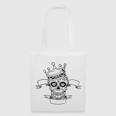Calavera mexicaine Corona - Tote Bag