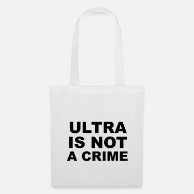Ultras Ultra no es un crimen Ultras Hooligan's Football - Bolsa de tela