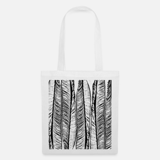 Abstract Bags & Backpacks - Abstract pattern - Tote Bag white