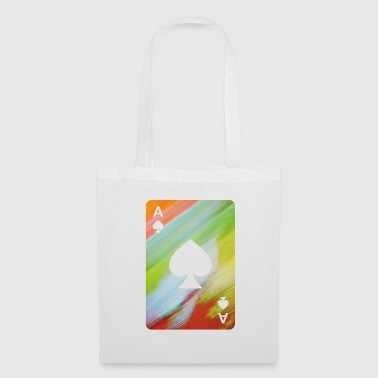 Ace (playing card) - Tote Bag