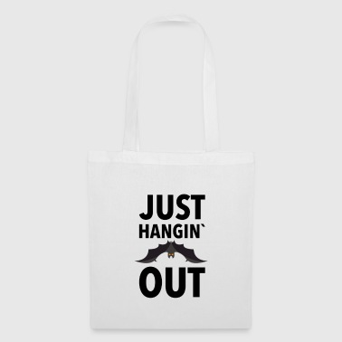 Moon Just Hangin Out - Tote Bag