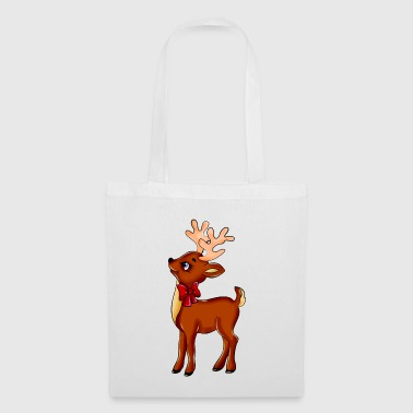 ADORABLE RENNE - Tote Bag