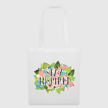 Stay Inspired - Tote Bag