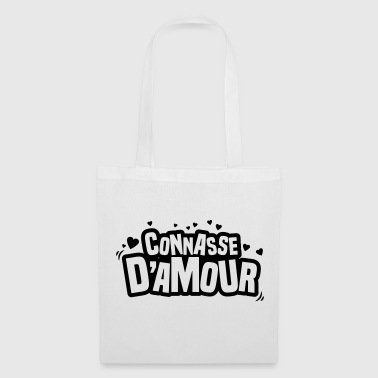 connasse d'amour - Tote Bag