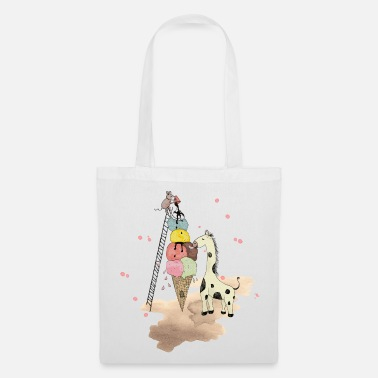 Icecream Wildlife Icecream - Tote Bag