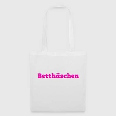 Betting Bet bunny in pink - Tote Bag