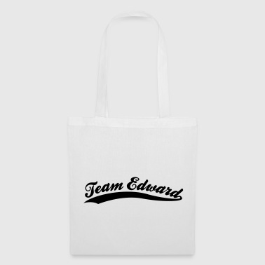 Team Edward - Tote Bag