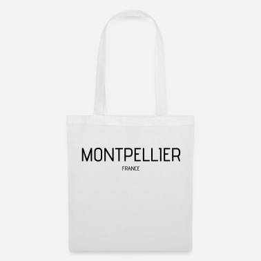 Montpellier Montpellier - Tote Bag
