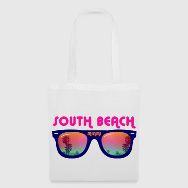 South Beach Miami - Borsa di stoffa
