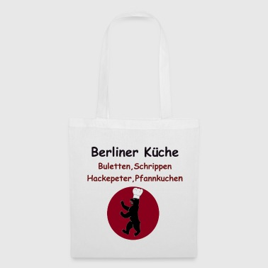 Ddr Cuisine berlinoise, recette DDR, dictons berlinois typiques - Tote Bag