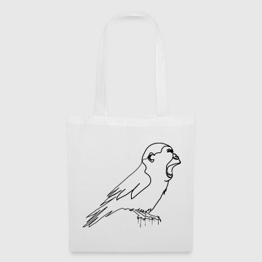 Gorilla Bird Bird - Tote Bag