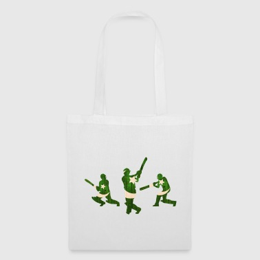 CRICKET PAKISTAN - Tote Bag