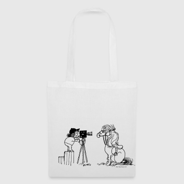 Thelwell - Pony Fotoshooting - Tote Bag