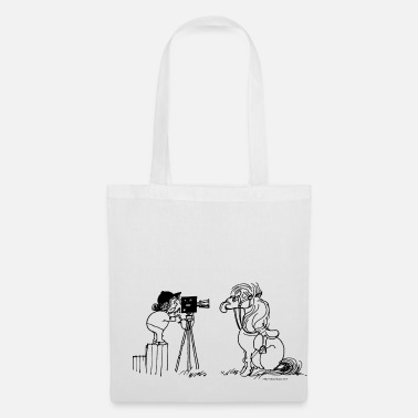 Officialbrands Thelwell - Pony Fotoshooting - Tote Bag