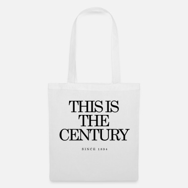 Century This is the Century - Tote Bag