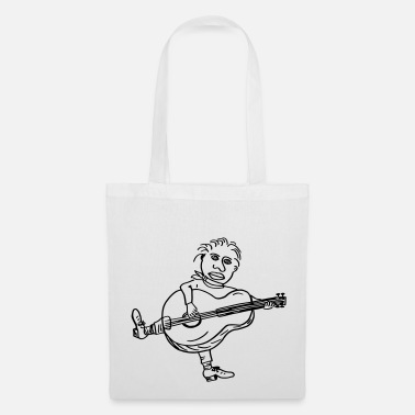 Joey Joey Guitare - Tote Bag