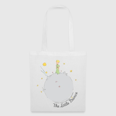 The Little Prince Asteroid B612 Illustration - Tote Bag