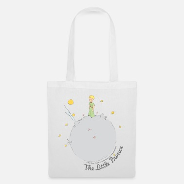 School The Little Prince Asteroid B612 Illustration - Tote Bag
