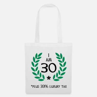Anniversaire 40 - 30 plus tax - Tote Bag