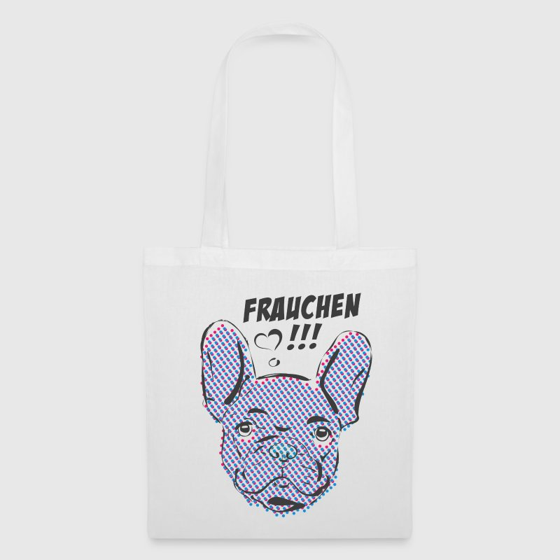 bouledogue français - Tote Bag