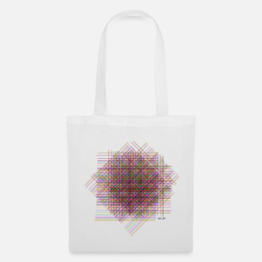 Animo Colorful Grid - Tote Bag