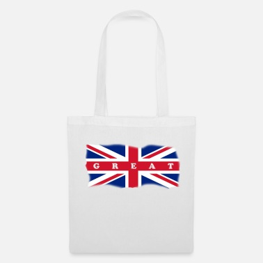 British Great Britain flag - Tote Bag