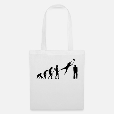 Crutches Evolution football rugby leg foot broken crutch - Tote Bag