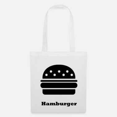 Hamburger hamburger - Tote Bag