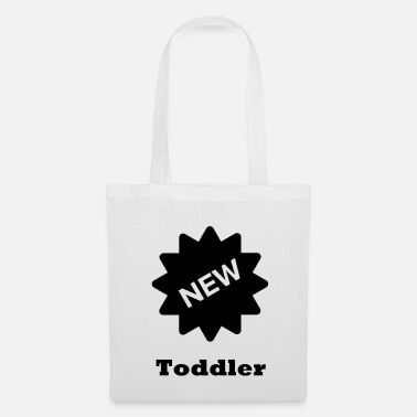 Toddler toddler - Tote Bag