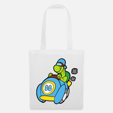Style turtle - Tote Bag