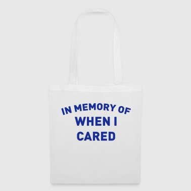 A REMINDER AS IT HAS ME ITCHING - Tote Bag