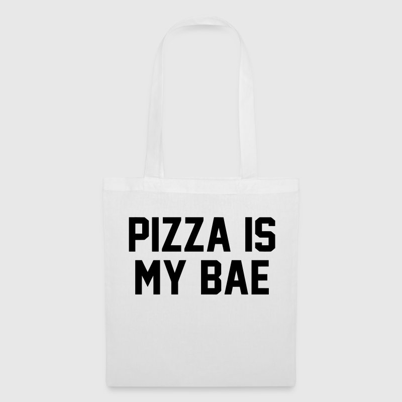 PIZZA IS MY BABE - Tas van stof