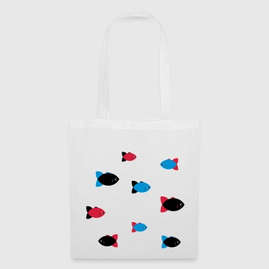 Poissons et poissons - Tote Bag
