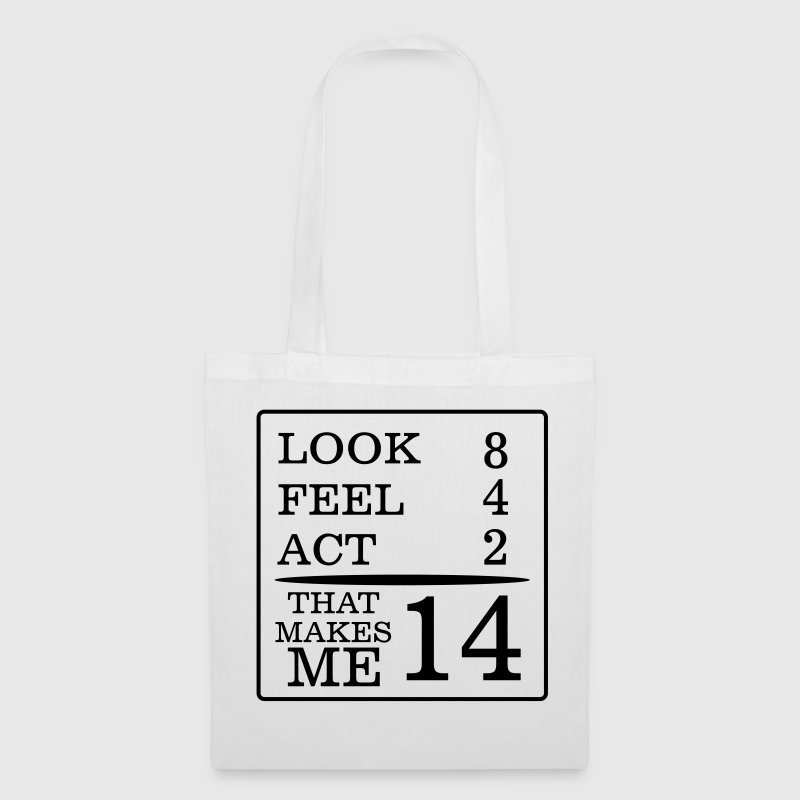 HAPPY 14TH BIRTHDAY! - Tote Bag