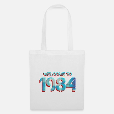 Monopoly 1984 DESTROY - Tote Bag