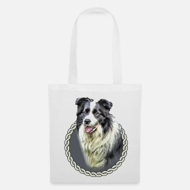 Border Collie Border Collie 001 - Tote Bag