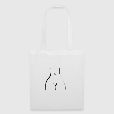 Vagina vagina female body female body - Tote Bag