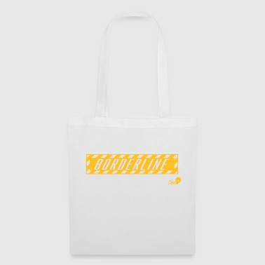 AVERTISSEMENT DE BORDERLINE - Tote Bag