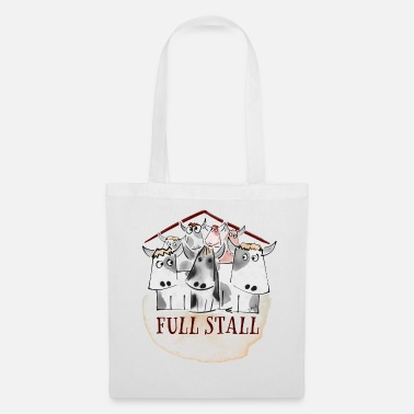 Stall Full Stall - Tote Bag